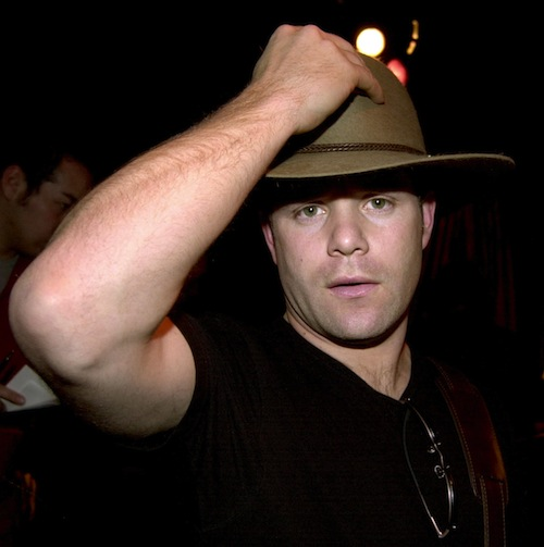 sean in bush hat